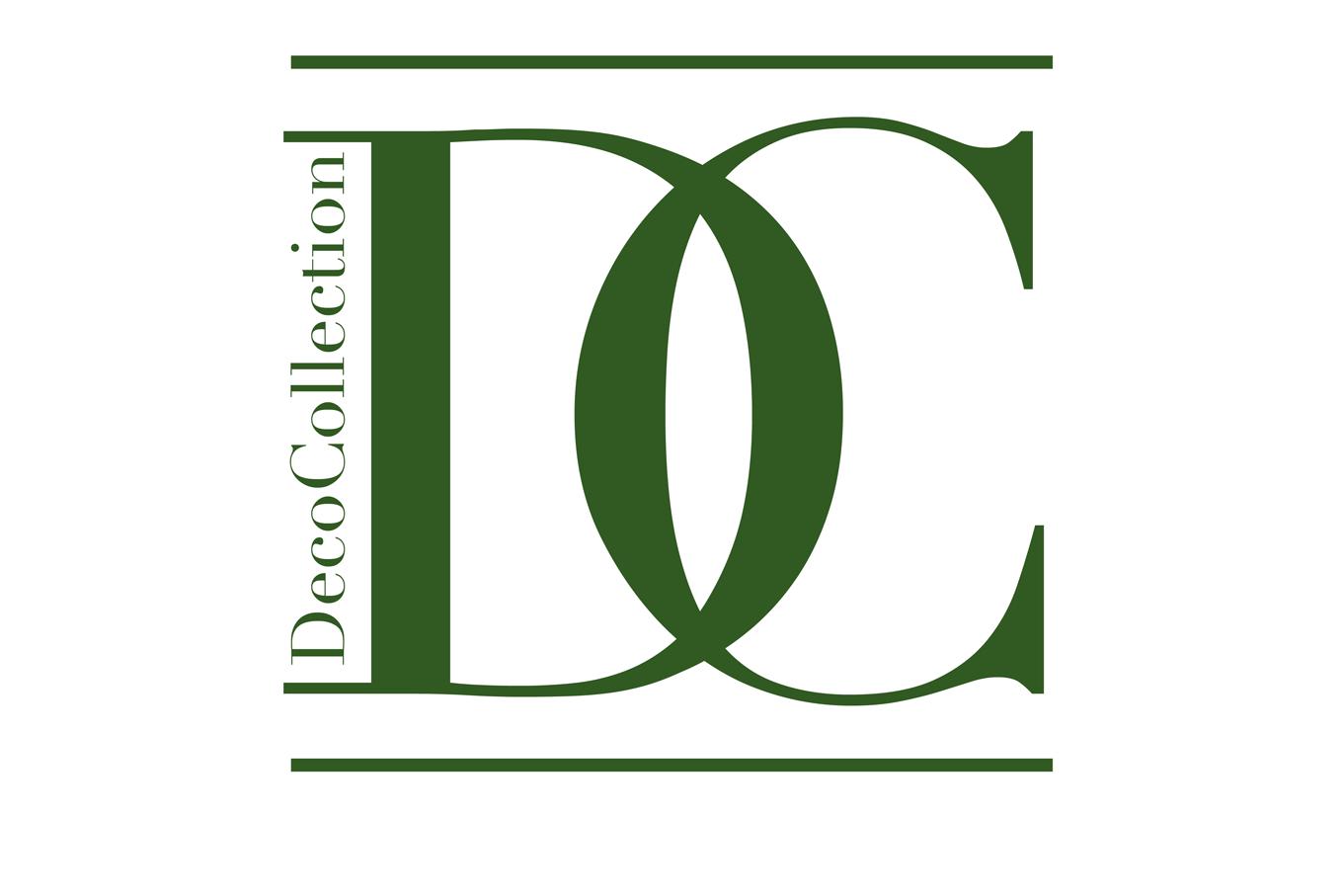 LOGO DC green- 24 36 96